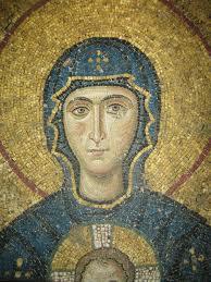La imagen de la Virgen María (1/4)
