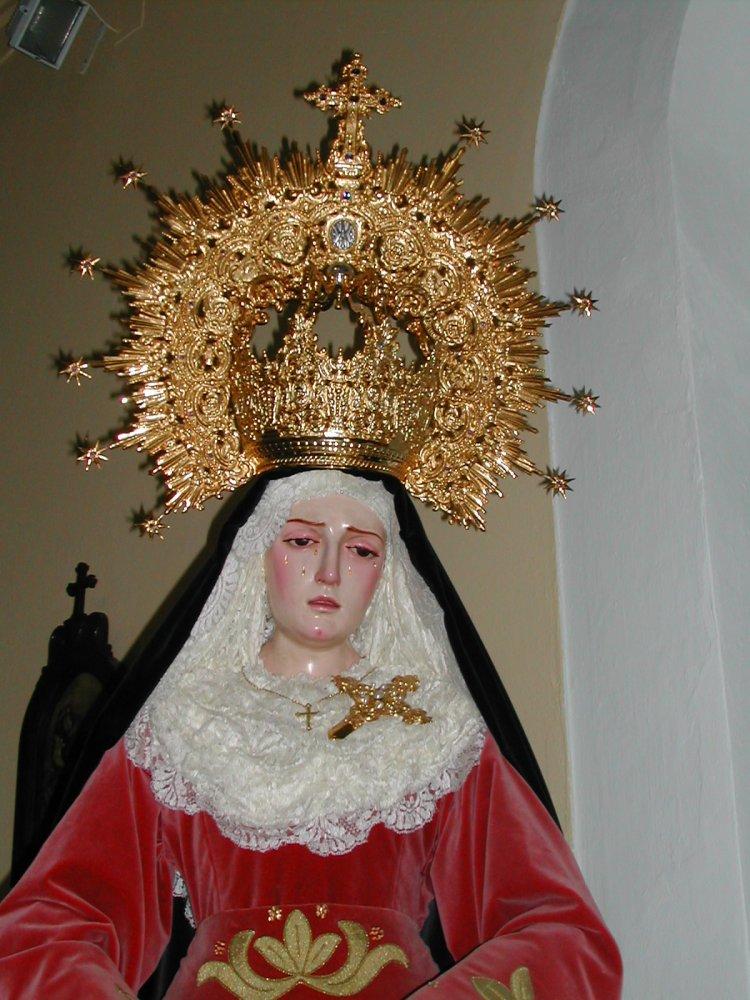 La imagen de la Virgen María (4/4)