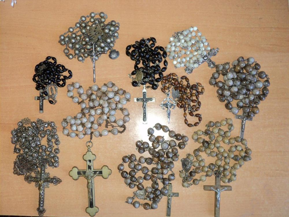 Los tesoros de la Fe