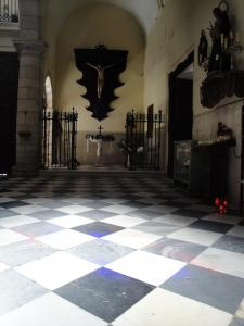 Baptisterio, templo patronal