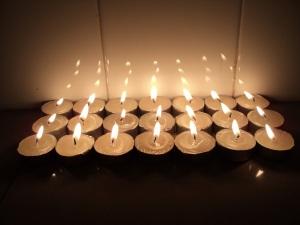 Dirección de las velas