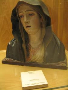 Virgen Dolorosa, Pedro de Mena