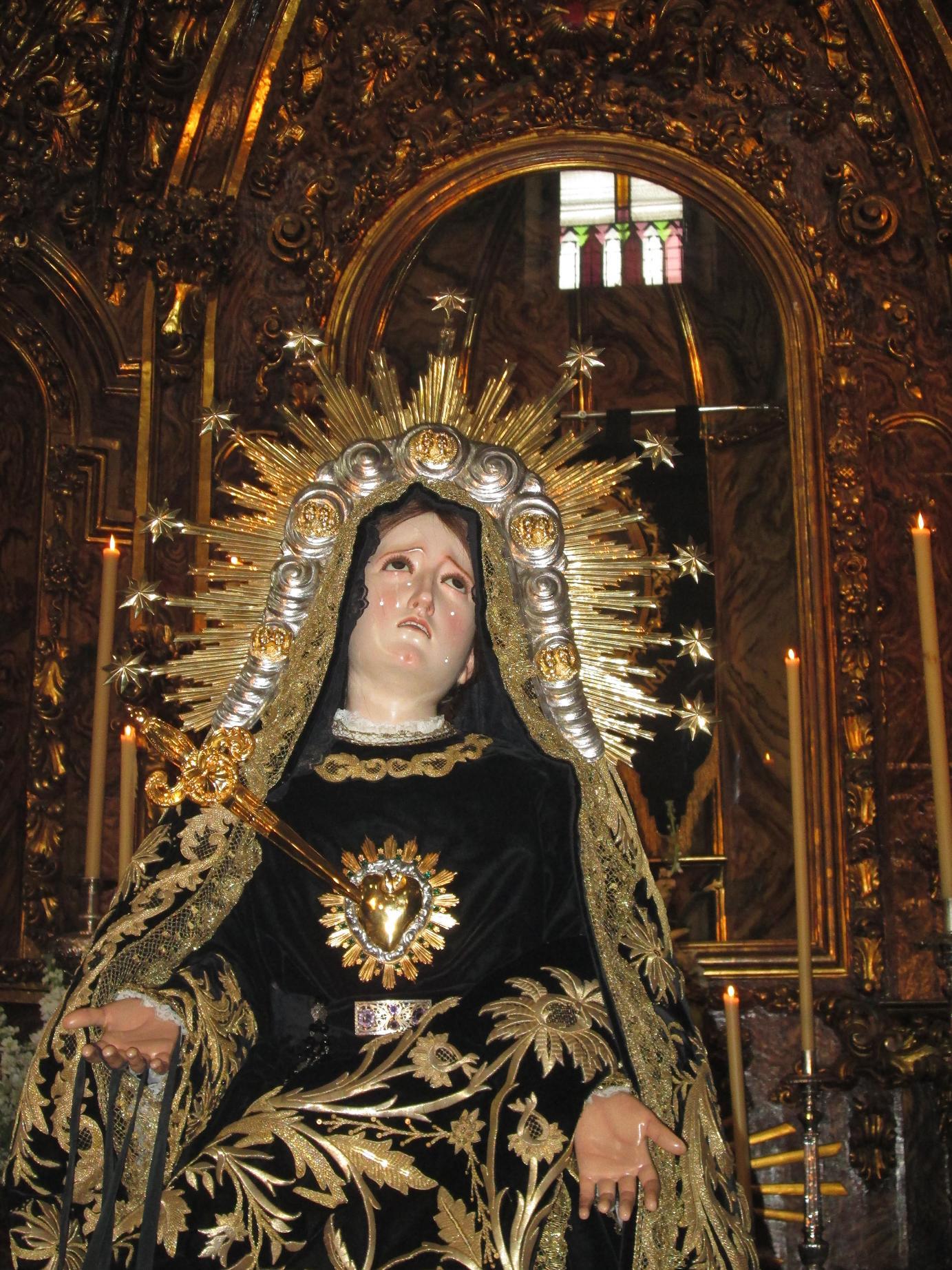 Dolores del Barrio del Real | Capilla de Juan el Bautista