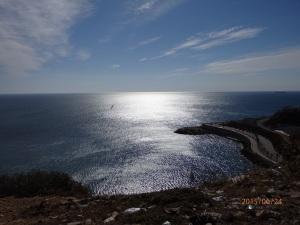 Sol brillante de San Juan