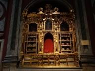 Altar y relicario