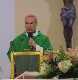 Monseñor Catalá Ibáñez en Melilla