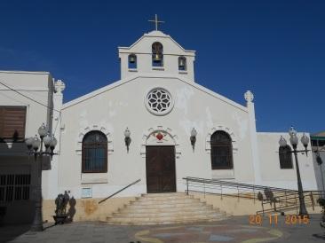 Iglesia de San Agustín, Melilla