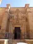 Puerta del perdón, catedral de Almería