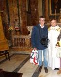 Sacerdote de Saint Nicolas des Lorraines