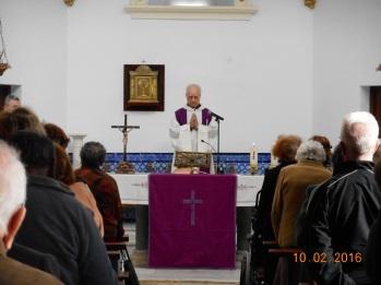 Monseñor Buxarrais, miércoles de Ceniza