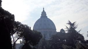 El Vaticano, cúpula de San pedro