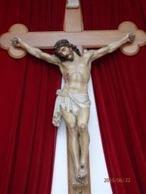 Crucificado del Centro Asistencial