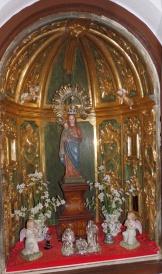 Virgen del Olvido, Concepcionistas de Almería