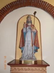 San Agustín, iglesia del Real