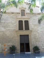 Almería, convento esclavas del Santísimo
