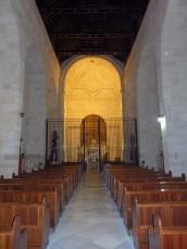 Interior del convento
