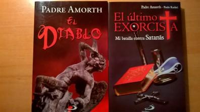 Obras del Padre Gabriele Amorth