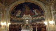 Pantocrator, basílica de Cosme y Damián