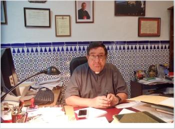 Vicario Roberto Rojo