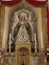 Virgen del Rosario, la Patrona