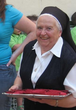 Madre Manuela Amaro Cueto, 2007