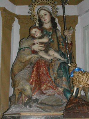 Divina Pastora de Melilla
