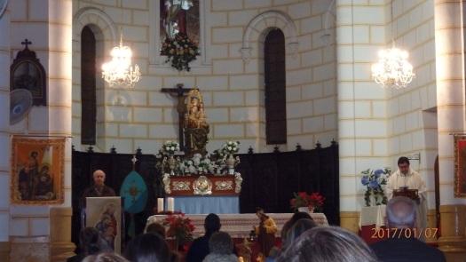 Lecturas y preces, Salvador Cardona