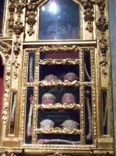 Capilla de reliquias, jesuitas de Toledo