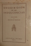 Enquiridion de indulgencias