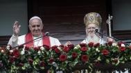Papa Francisco con Bartolomé I de Constantinopla