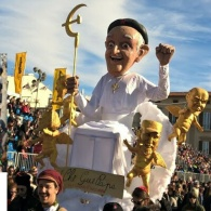 Carnavales de Viaregio, Italia