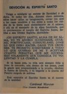 Oración Cardenal Mercier