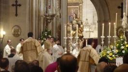 Inicio de la liturgia