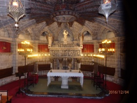 Cripta de Santa Eulalia, Catedral de Barcelona