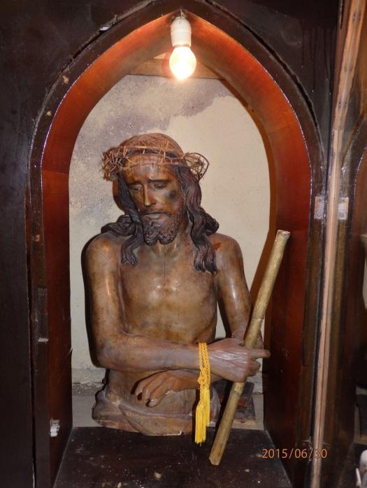 Cristo de la caña, Melilla