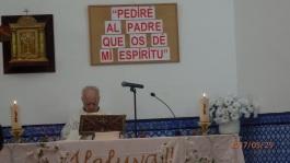 Últimas misas en Melilla