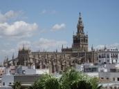 Sevilla, catedral y Giralda