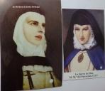 Sor Bárbara y Sor Patrocinio, estampas
