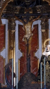 Cristo de Mena, Francisco Palma Burgos