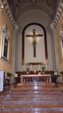 Santo Domingo, nave central