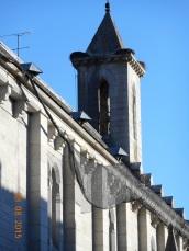 Iglesia del convento, San Ildefonso
