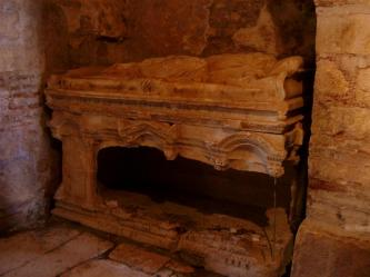 Sepulcro original de san Nicolás, Turquía