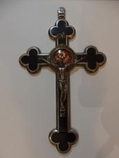 Cruz y relquia del padre Claret