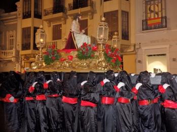 Cofradía del Humillado, parroquia castrense