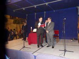 Vicario Roberto Rojo y Gregorio Castillo