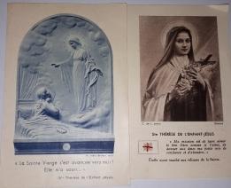 Sta. Teresa, reliquias francesas