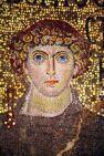Arcángel San Miguel, mosaico