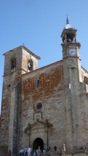 Iglesia de san Martín, Trujilllo