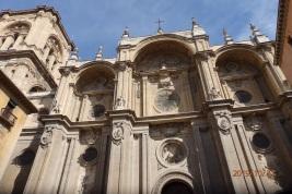Torre y Catedral de Granada