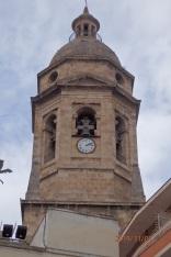 Torre, iglesia mayor de Loja